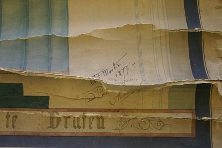 foto 5 - Handtekeningen Pierre Cuypers en August Martin (Kerkarchief Druten)